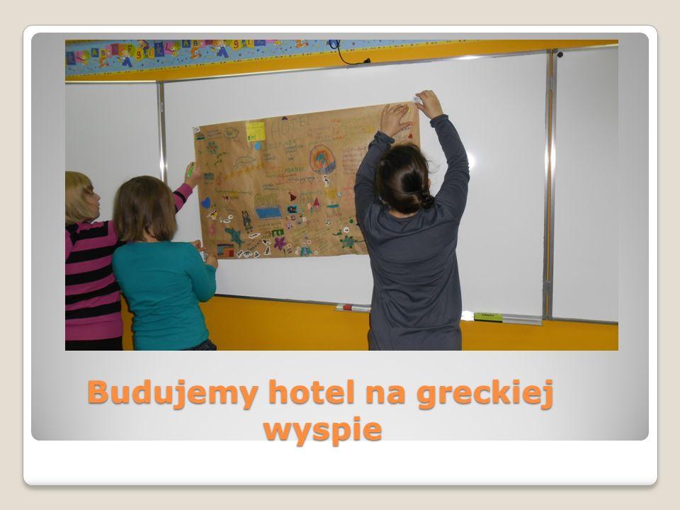 Budujemy hotel na greckiej wyspie Budujemy hotel na greckiej wyspie