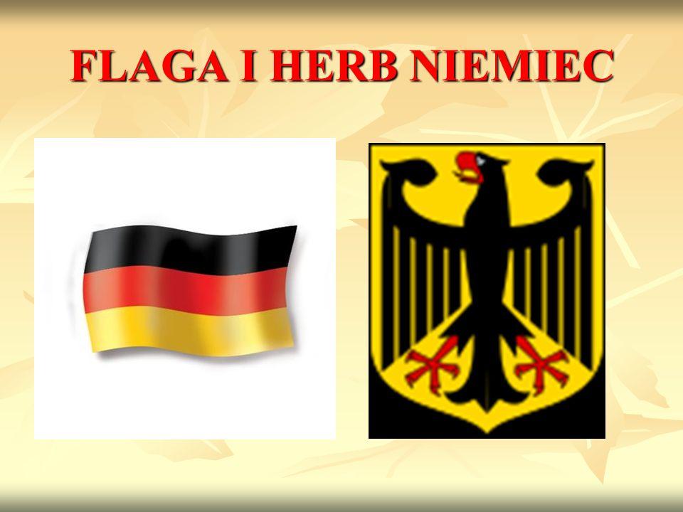 FLAGA I HERB NIEMIEC