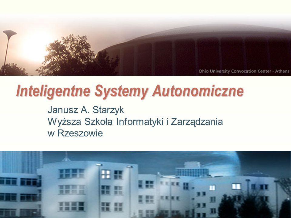 EE141 Inteligentne Systemy Autonomiczne Janusz A.