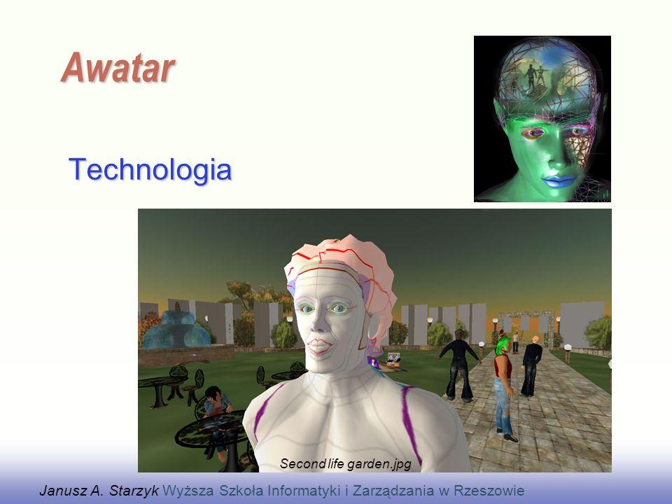 EE141 Technologia Awatar Janusz A.