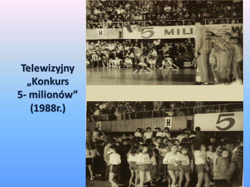 Telewizyjny Konkurs 5- milionów (1988r.)