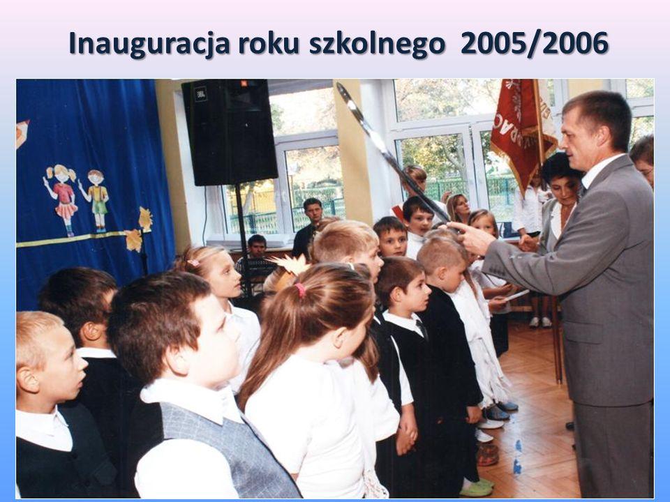 Inauguracja roku szkolnego 2005/2006
