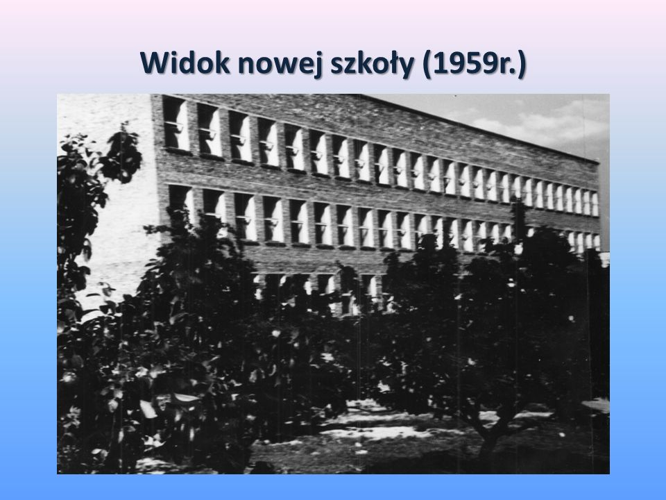 Certyfikat Szkoła z klasą (2003r.)