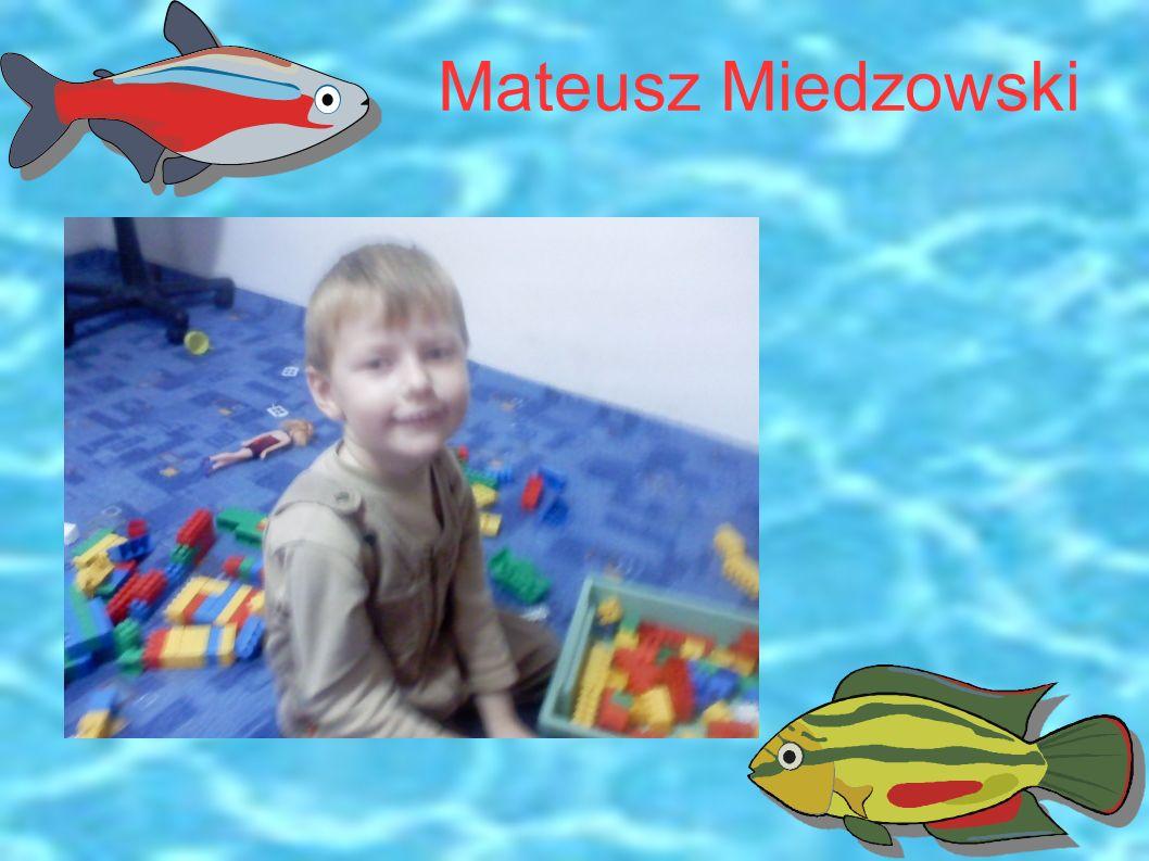 Mateusz Miedzowski