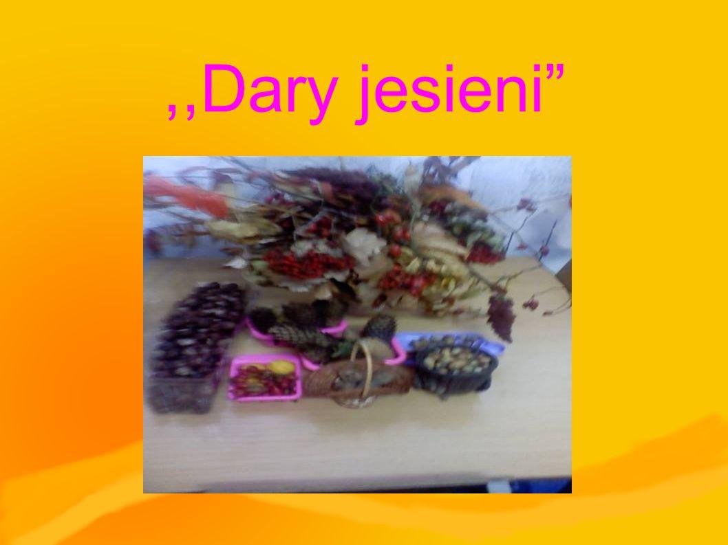 ,,Dary jesieni
