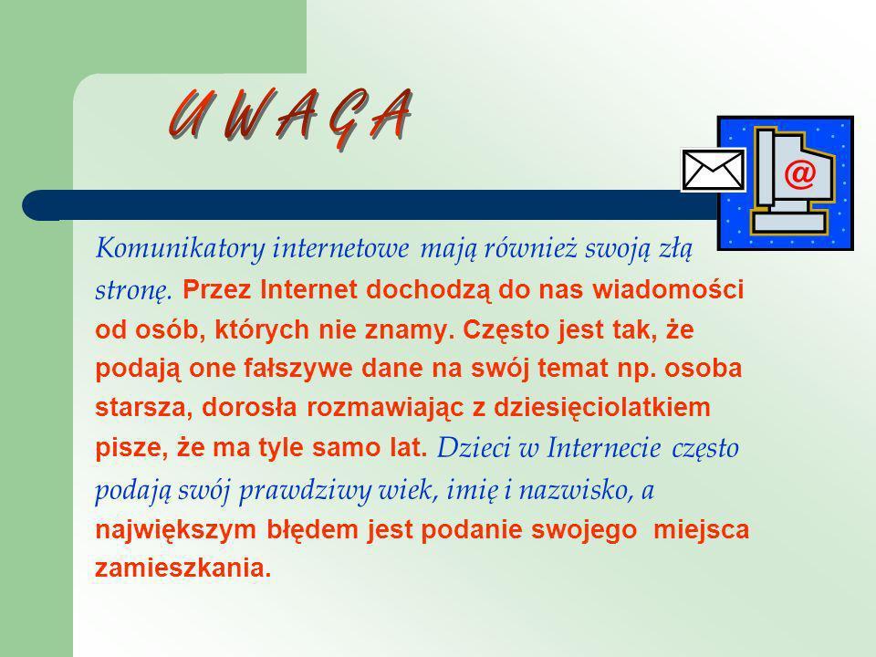 – komunikator internetowy umożliwiający prowadzenie darmowych rozmów głosowych oraz wymiany video między użytkownikami programu oraz płatnych rozmów z