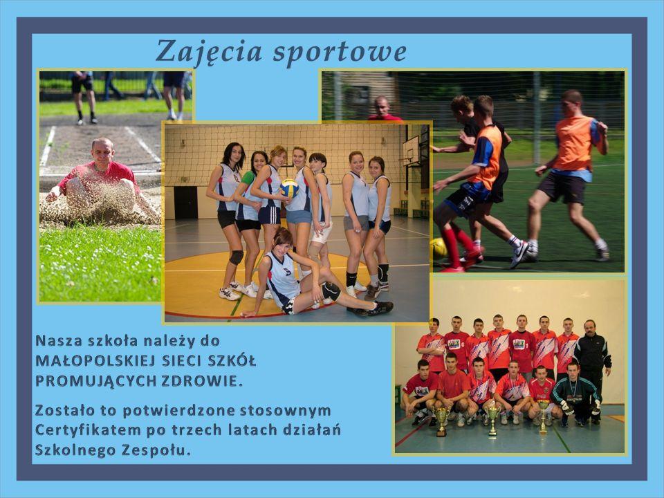 Zajęcia sportoweZajęcia sportowe