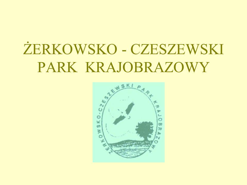 ŻERKOWSKO - CZESZEWSKI PARK KRAJOBRAZOWY