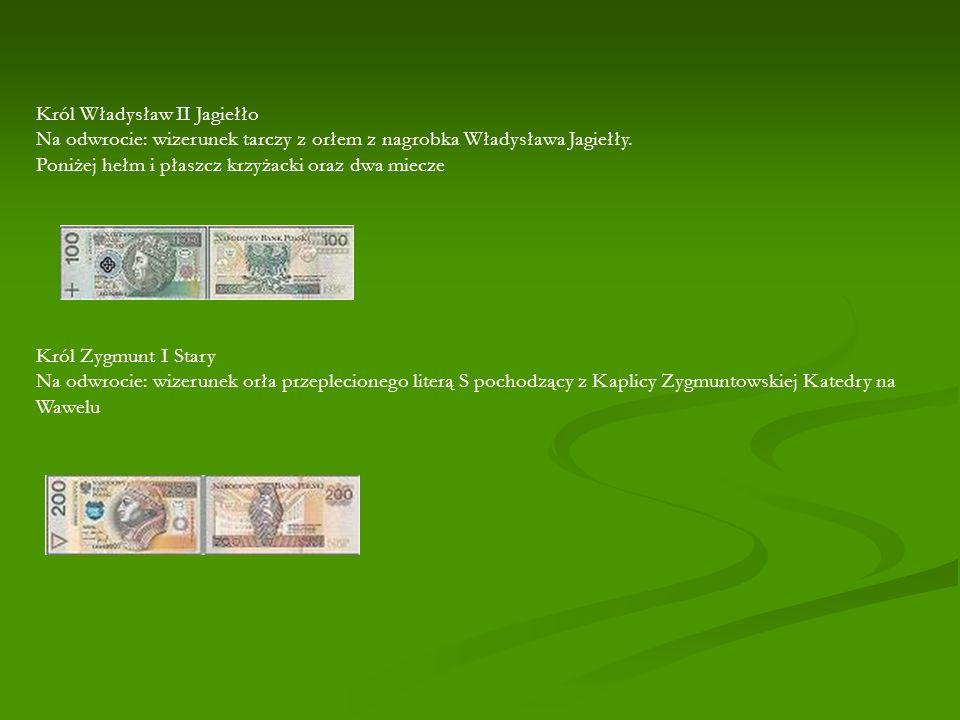 Banknoty mają różne zabezpieczenia, pozwalające odróżnić je od fałszywych.