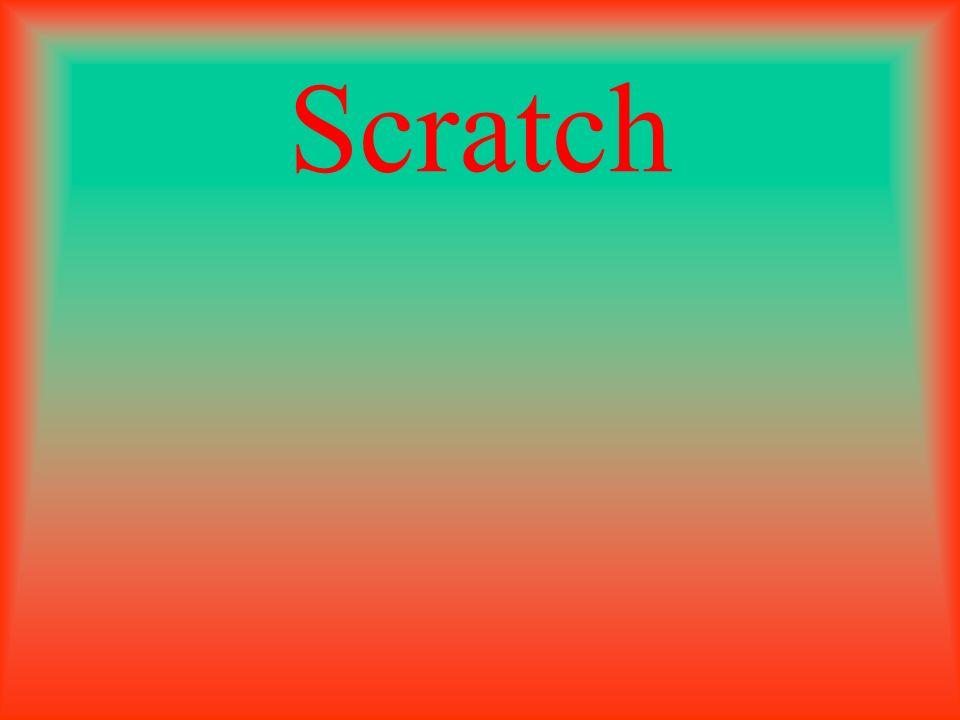 Wszystkim którzy zamierzają ściągnąć Scratcha życzę powodzenia!