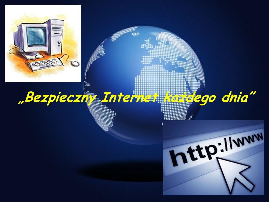 Bezpieczny Internet każdego dnia