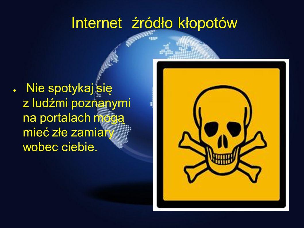 Wirusy By bezpiecznie korzystać z Internetu trzeba być zabezpieczonym antywirusami, ponieważ na każdej stronie może być jakiś wirus.