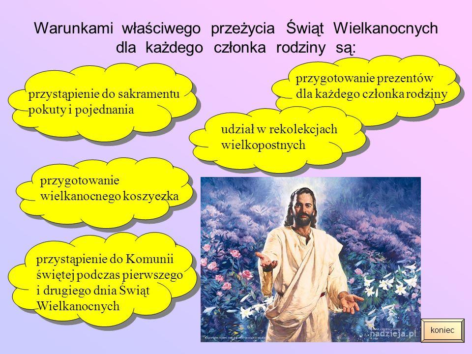 Wigilia Paschalna: sprawowana jest w nocy z Wielkiej Soboty na Niedzielę.