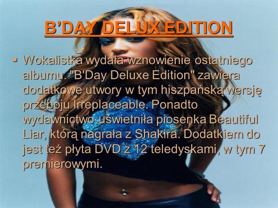 NOWA PŁYTA Nad nowym albumem ma pracować słynny producent Timbaland, raper Kanye West oraz duet dance Fermenson.