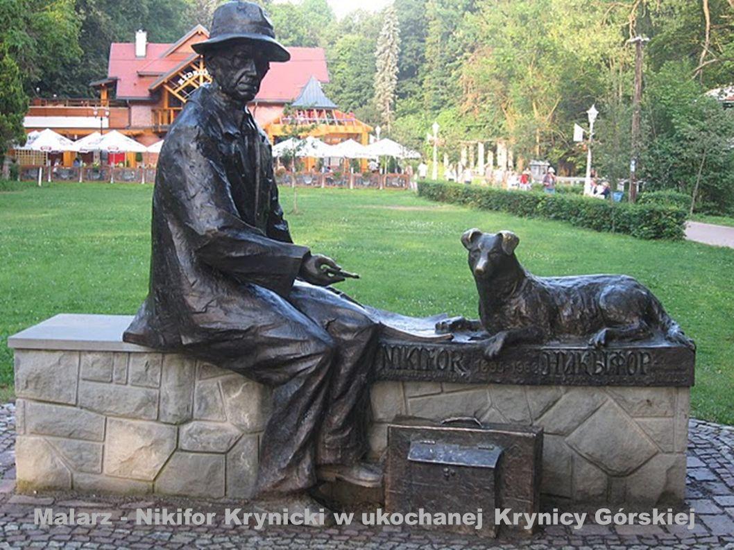 Pomnik - ławeczka Władysława Biegańskiego, lekarza i filozofa w Częstochowie