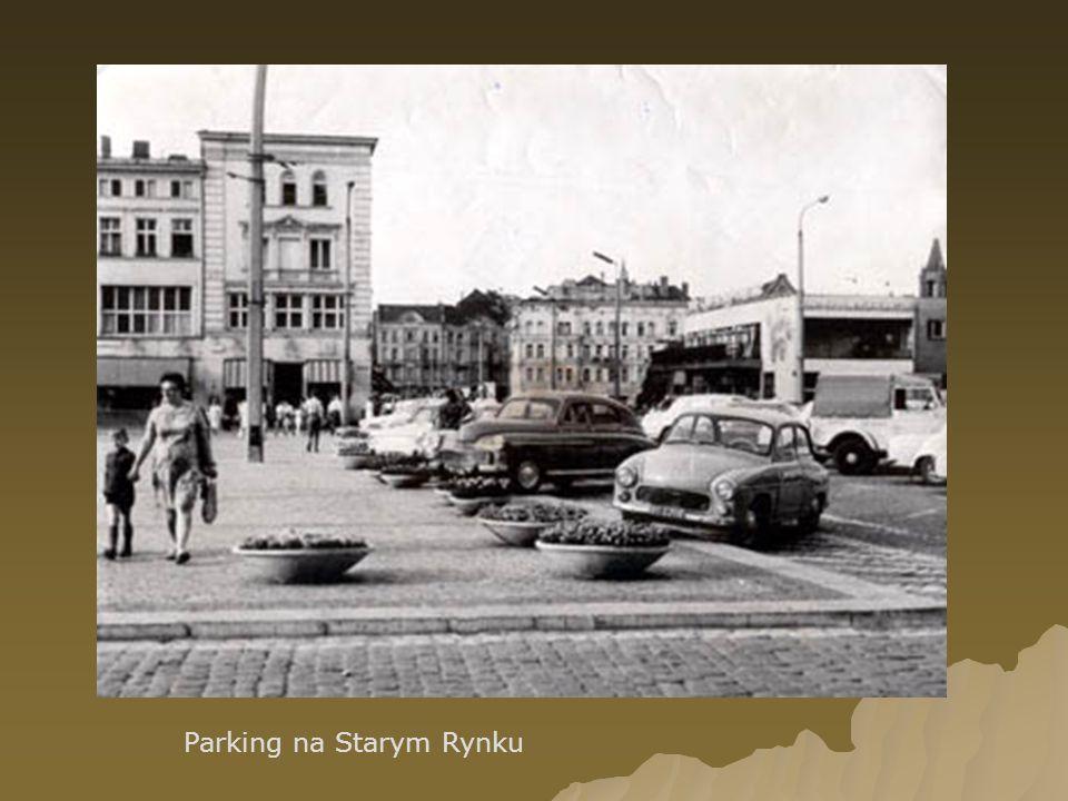 Parking na Starym Rynku