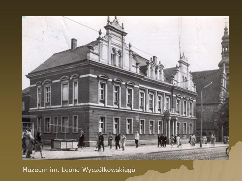 Muzeum im. Leona Wyczółkowskiego