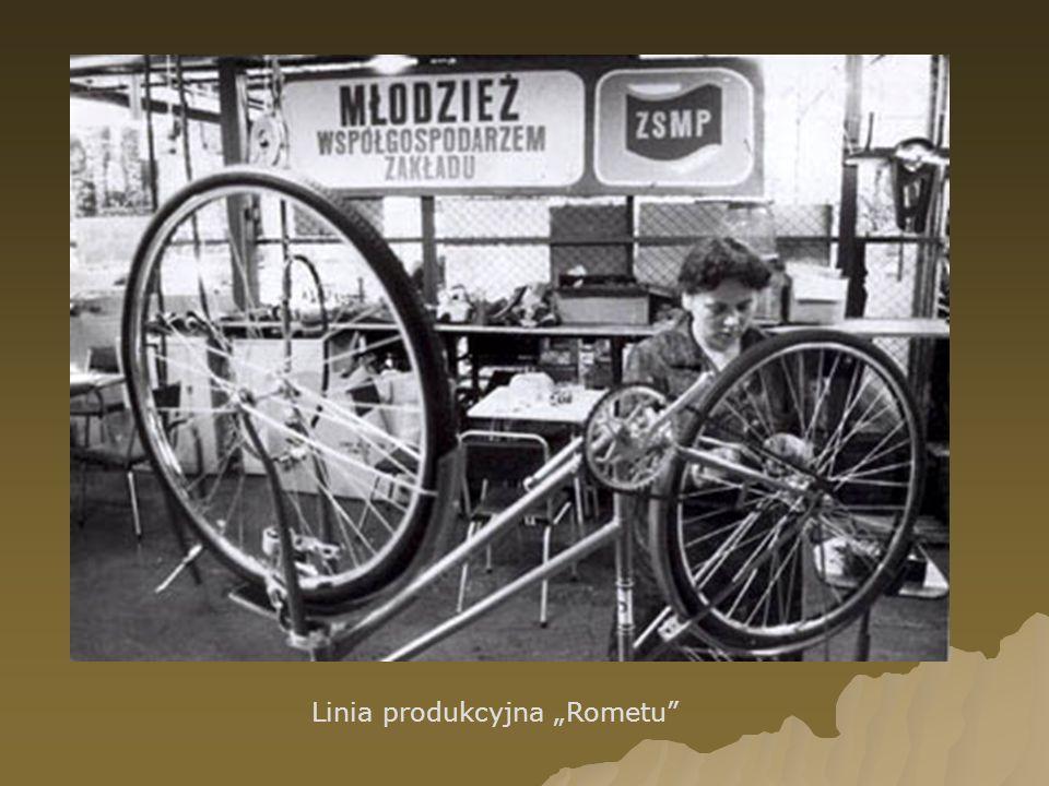 Linia produkcyjna Rometu