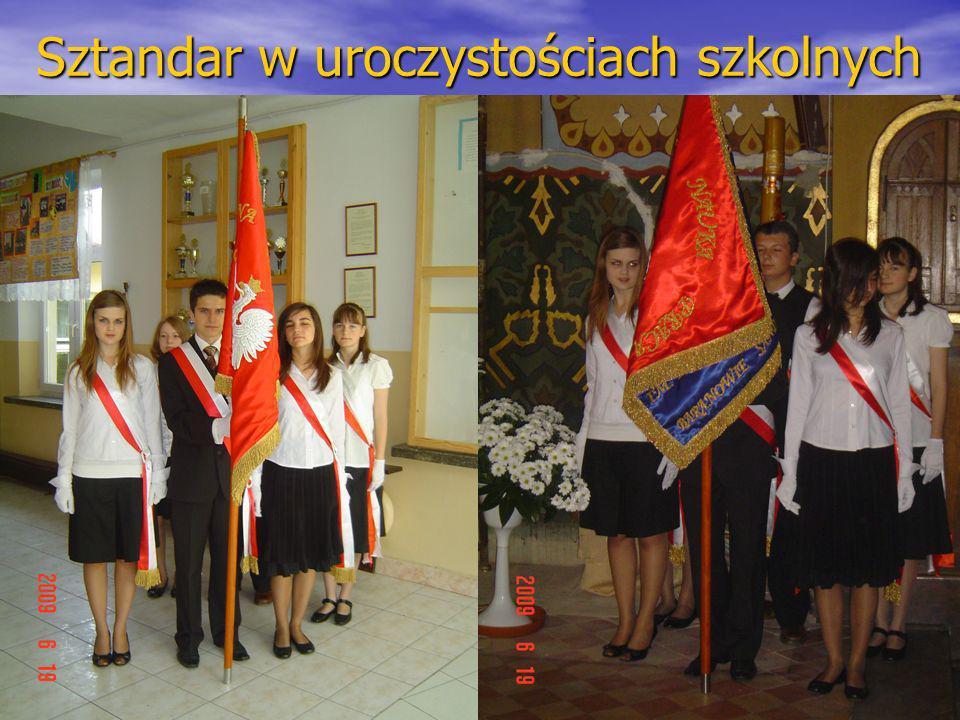 Uroczystość zakończenia roku szkolnego 2009/2010