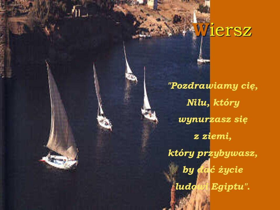D elta N ilu Delta Nilu ma 160 km długości i 185 km szerokości.