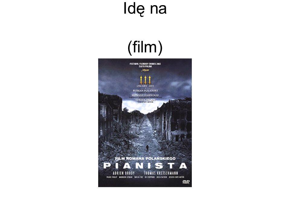 Idę na (film)