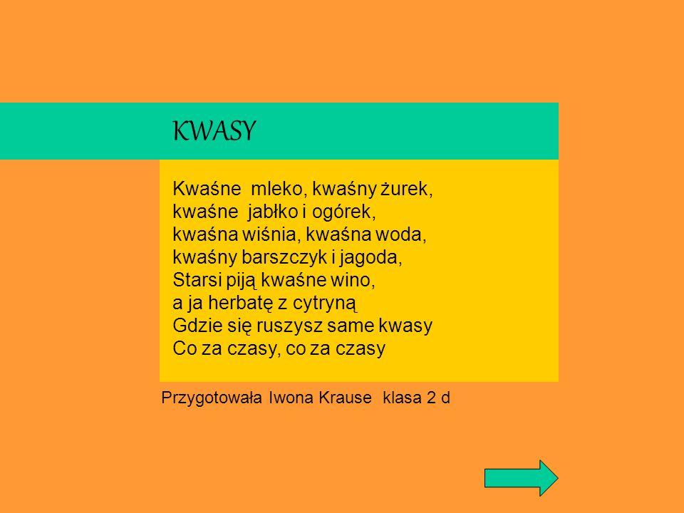 Spis treści Kwas chlorowodorowy solny Kwas siarkowodorowy Kwas siarkowy 6 Kwas siarkowy 4 Kwas azotowy 5 Kwas węglowy Kwas fosforowy 5 Ciekawostki Bibliografia Chemia dla gimnazjum klasa 2 J.