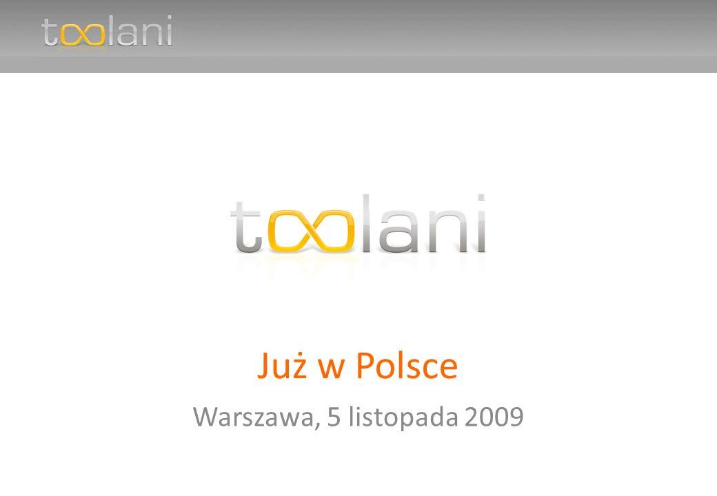 Już w Polsce Warszawa, 5 listopada 2009