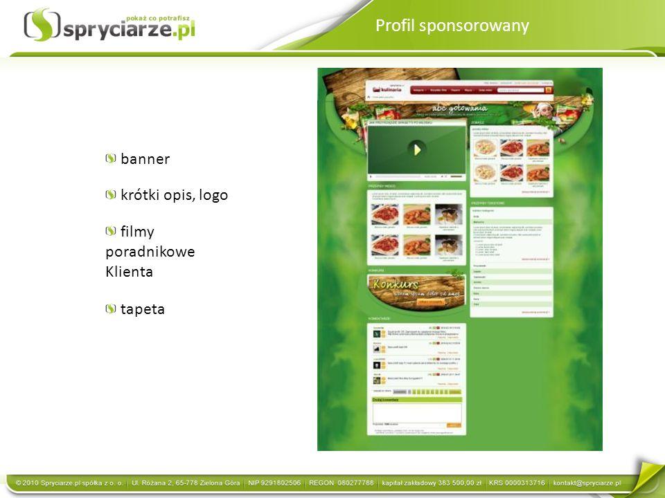 Strona konkursowa strona konkursowa w całości zawierająca kontent Klienta Mechanizm konkursu jest każdorazowo dedykowany Klientowi Layout strony jest przykładowy i wymaga dalszych ustaleń z Klientem