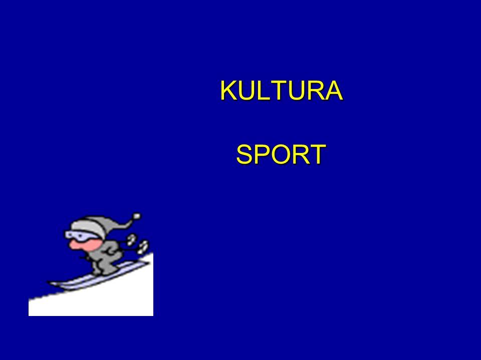 KULTURA SPORT