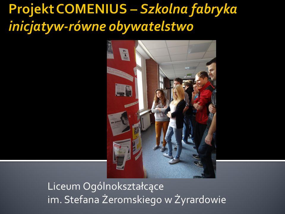 Liceum Ogólnokształcące im. Stefana Żeromskiego w Żyrardowie