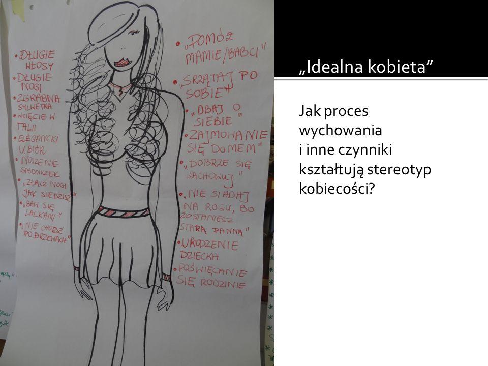 Idealna kobieta JJ Jak proces wychowania i inne czynniki kształtują stereotyp kobiecości?