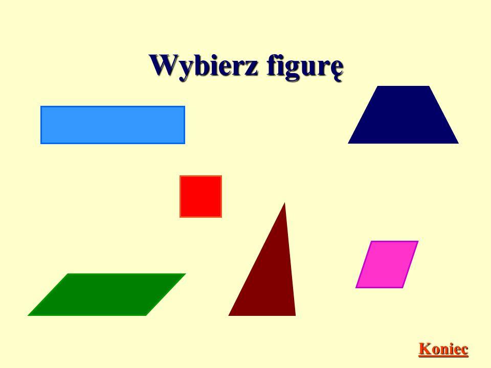 Jaki wniosek? Pole trapezu jest równe połowie iloczynu sumy długości jego podstaw przez długość wysokości. Menu a h b