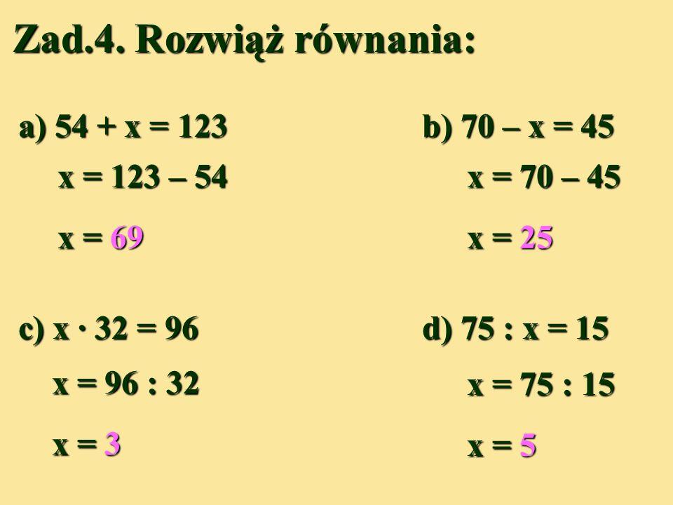 f) 5 2 (8 - 4) + (12 - 7) 2 3 = = 25 4 + 5 8 =100 + 40 =140