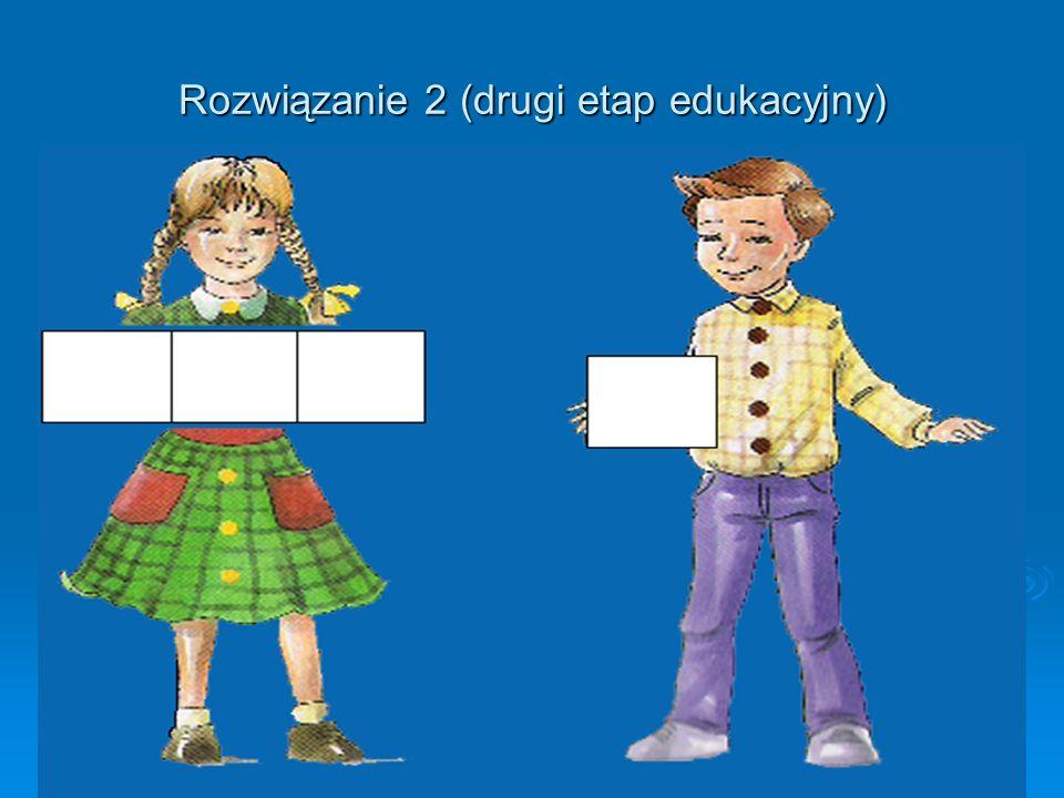 Rozwiązanie 2 (drugi etap edukacyjny)