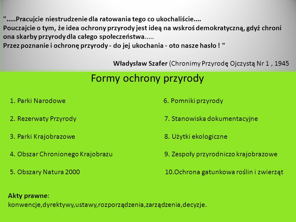Termin różnorodność biologiczna - bioróżnorodność został użyty w 1992 roku, kiedy na Szczycie Ziemi w Rio de Janeiro, podpisano Konwencję o Różnorodności Biologicznej.