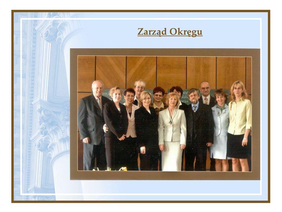 spotkania członków Zarządu Okręgu z przedstawicielami władz marszałkowskich Działalność na rzecz regionu, społeczności lokalnej, biblioteki