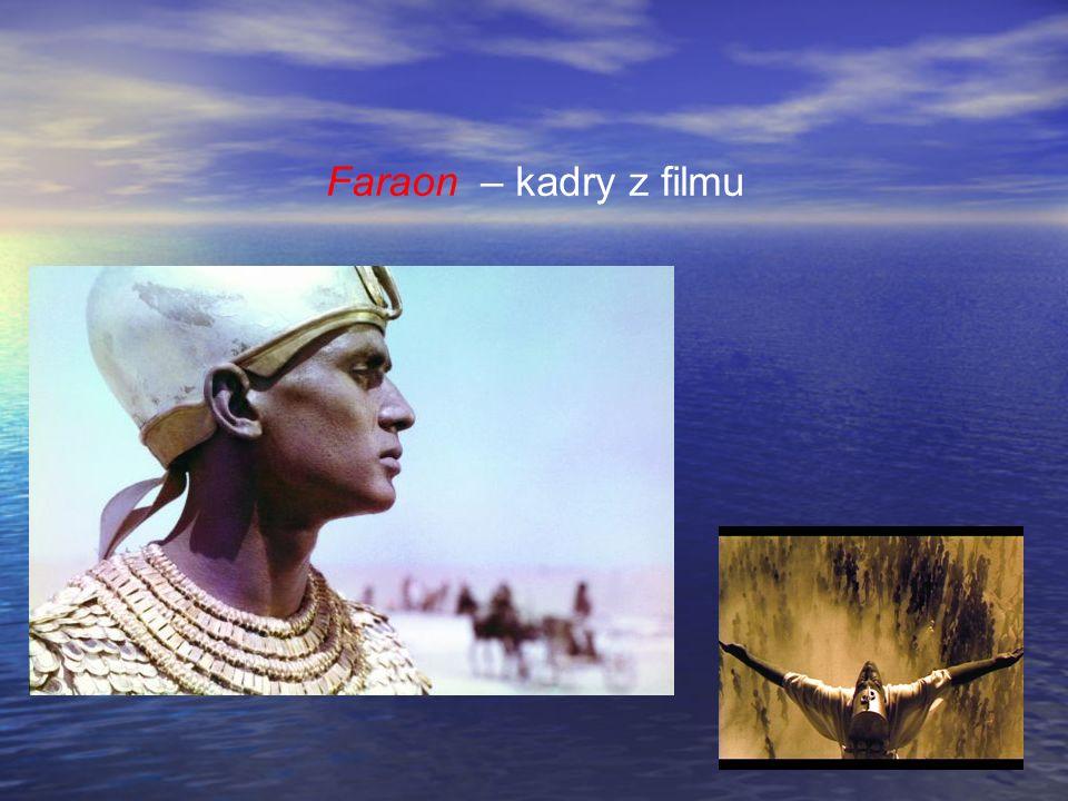 Faraon – kadry z filmu