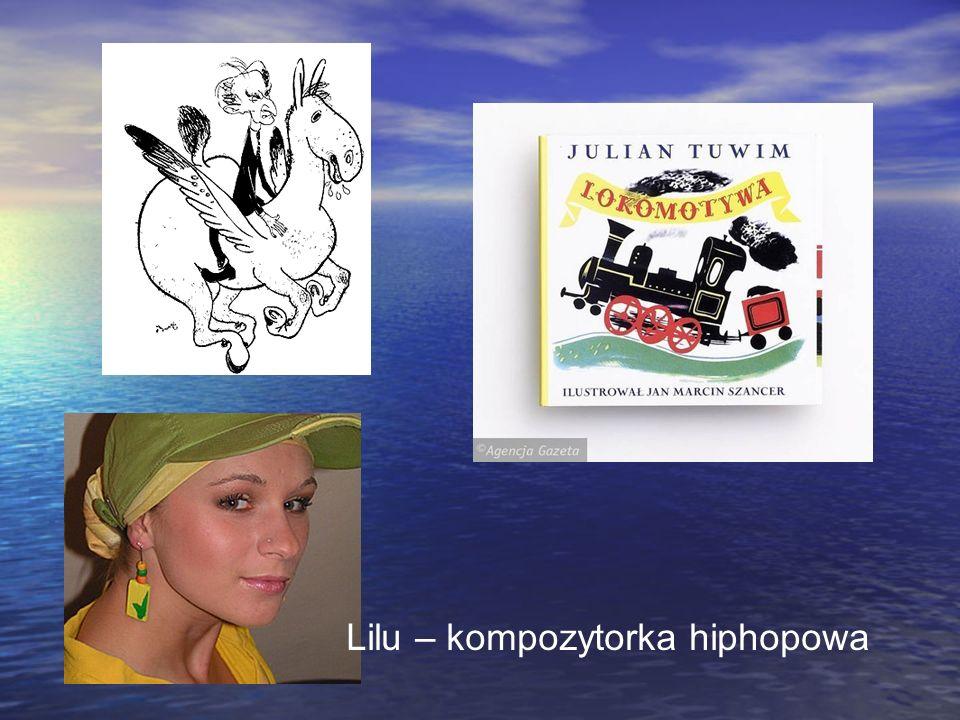 Lilu – kompozytorka hiphopowa