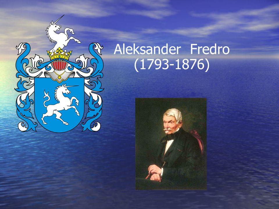 Aleksander Fredro (1793-1876)