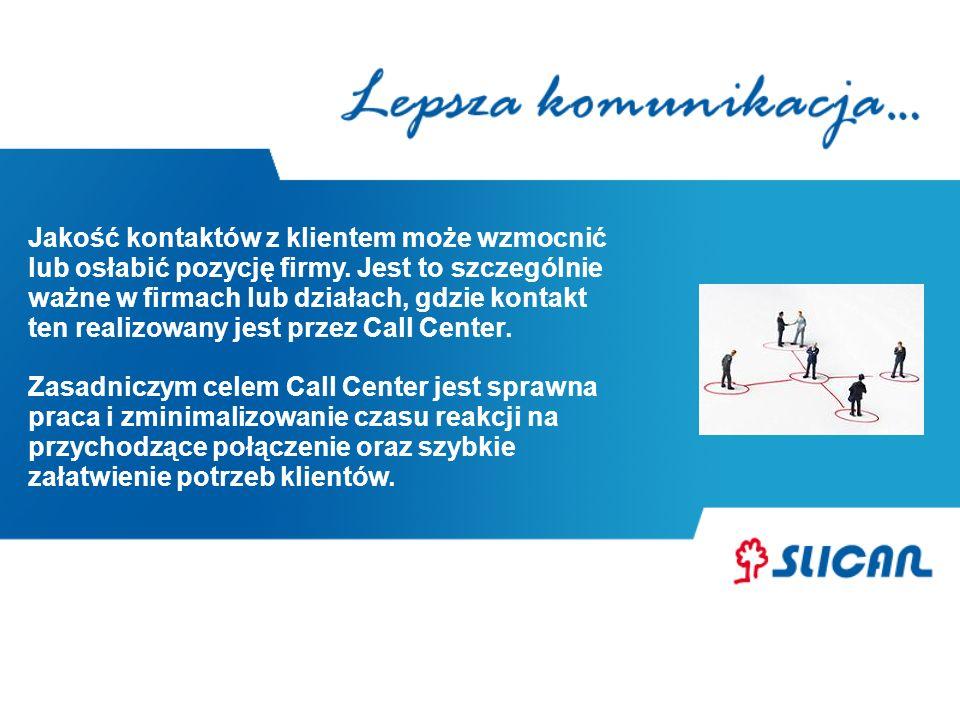 Aby sprostać celom stawianym przed Call Center wymagane jest zastosowanie sprzętu, który zapewni najwyższą jakość rozwiązań telekomunikacyjnych.