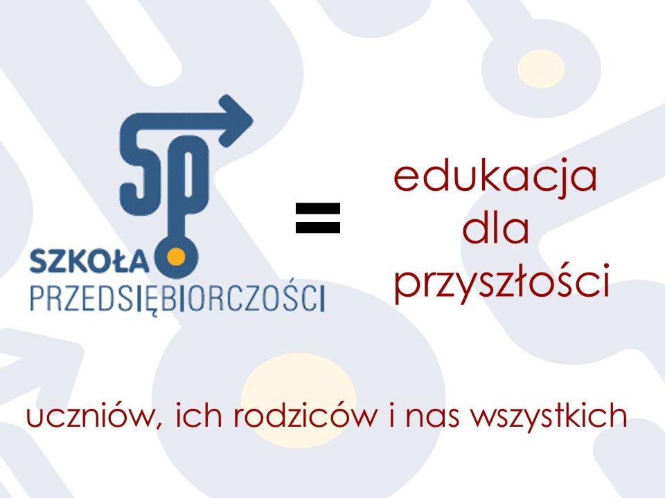 = edukacja dla przyszłości uczniów, ich rodziców i nas wszystkich