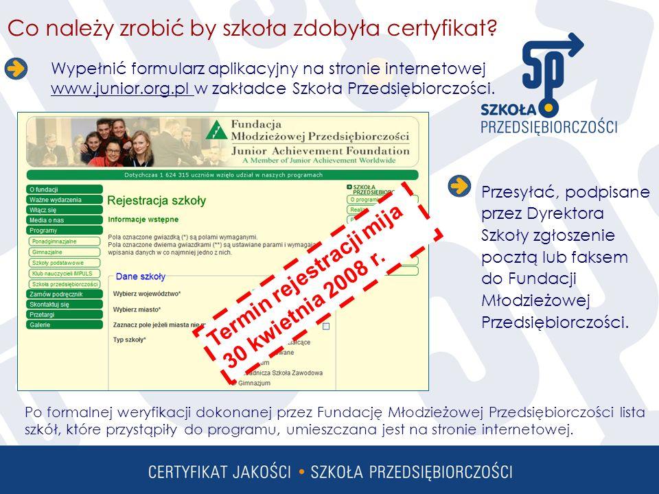 Nie kompletujemy i nie przesyłamy tomów dokumentów, wystarczy wpisanie do formularza podstawowych informacji o zrealizowanych działaniach.