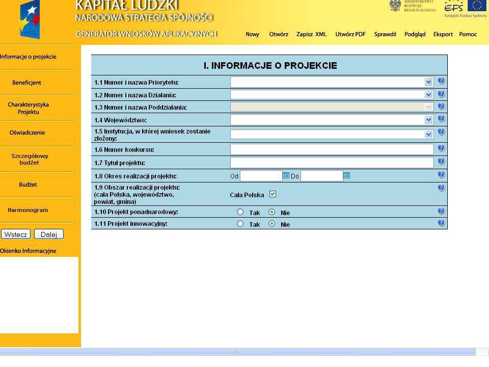 Informacja o wynikach oceny merytorycznej przekazywana jest Beneficjentowi w terminie 5 dni od daty zakończenia pracy KOP (konkursy otwarte).