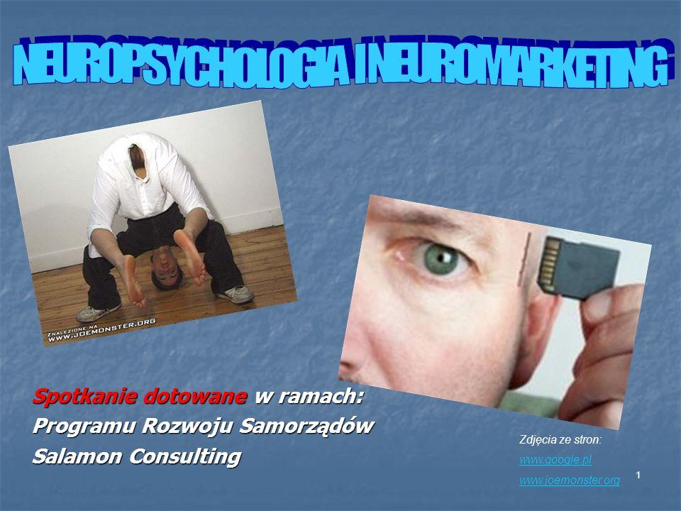 1 Spotkanie dotowane w ramach: Programu Rozwoju Samorządów Salamon Consulting Zdjęcia ze stron: www.google.pl www.joemonster.org