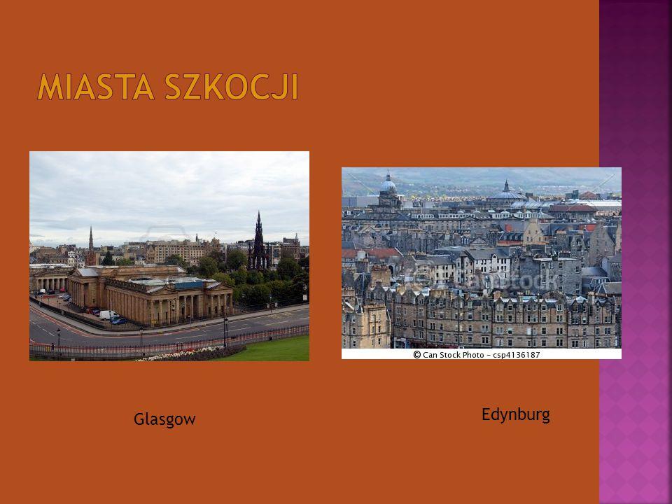 Edynburg Glasgow