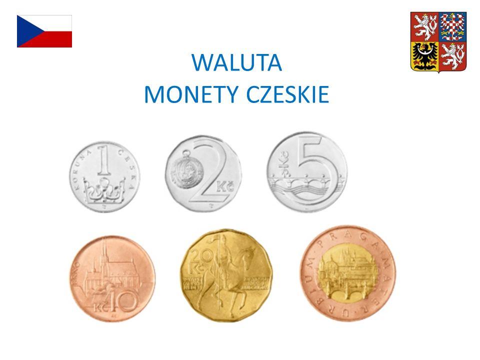 WALUTA BANKNOTY CZESKIE