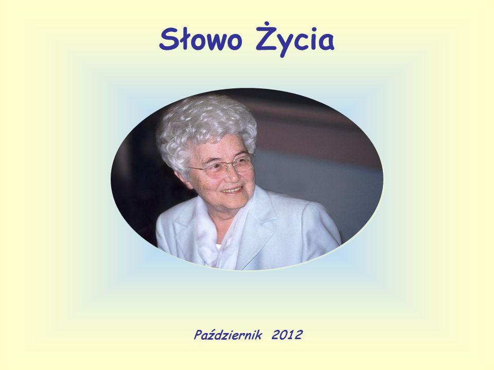 Słowo Życia Październik 2012