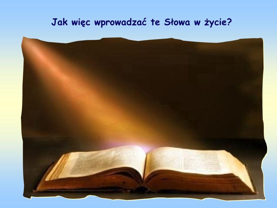 Na Twoje słowo zarzucę sieci (Łk 5,5).