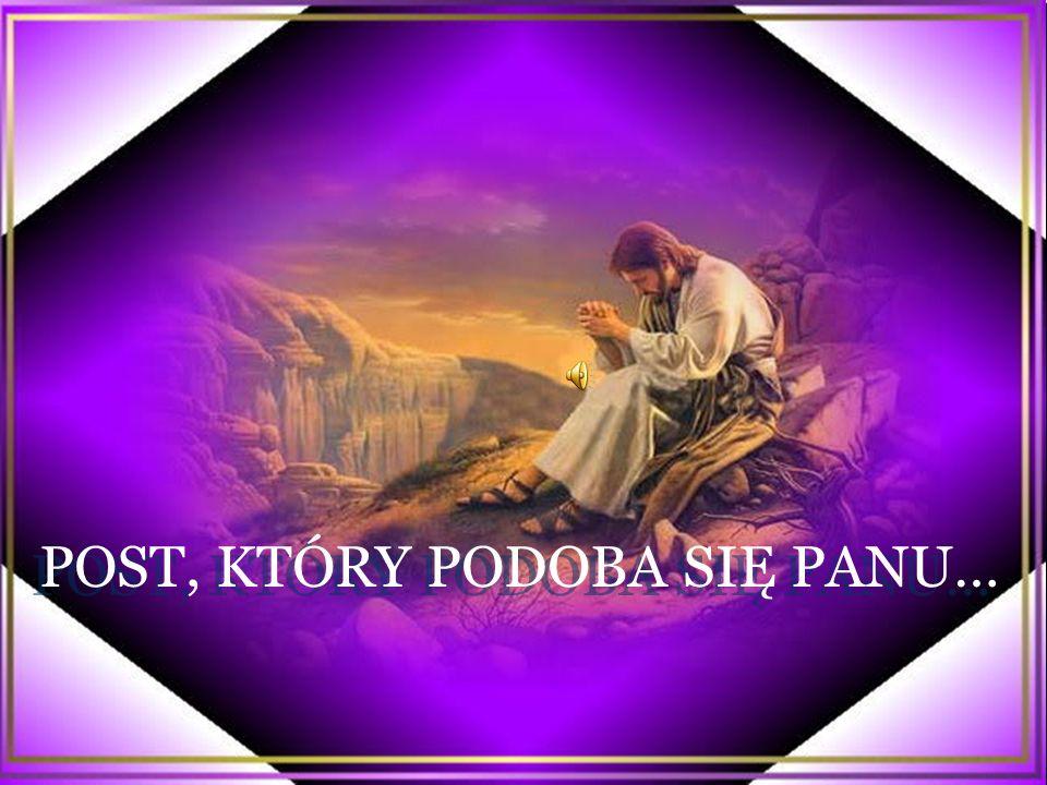 POST, KTÓRY PODOBA SIĘ PANU… POST, KTÓRY PODOBA SIĘ PANU…