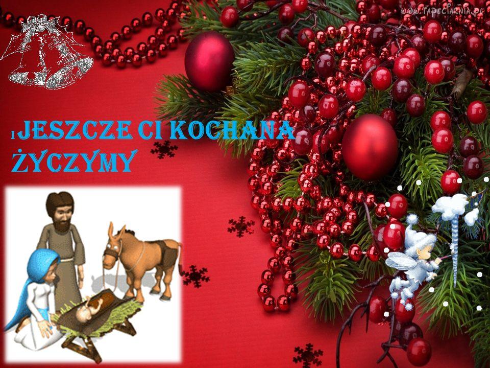 Z okazji Świąt Bożego Narodzenia wszystkiego tego, co od Boga pochodzi.